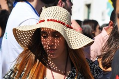 "Tomar - Festival ""Bons Sons"" 2018 (Cem Soldos) - attending the festival (jaime.silva) Tags: bonssons bonssons2018 cemsoldos tomar portugal portugalsko portugalia portugália portugalija portugali portugale portugalsk portogallo portugalska portúgal portugāle face character people candid festival musicfestival"