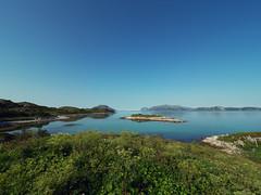 Risøy (Runar Eilertsen) Tags: risøy troms nordnorge northernnorway norge norway havet sea islands