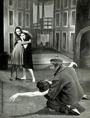 Miracle in the Gorbals. 1944. (albutrosss) Tags: ballet dancing gorbals albutross