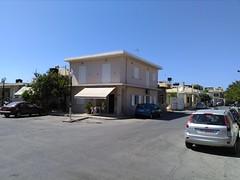 Michael's Maternal House in Crete, Hellas (Michael Kassotakis) Tags: michaels house crete cretan karias zefyrias hellas road car street