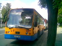 037-2 (ltautobusai) Tags: 037 m16a