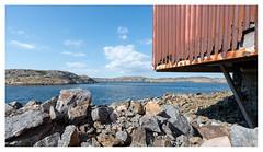 Signs of human habitation (leo.roos) Tags: rust roest golfplaat corrugatediron klädesholmen tjörn bohuslän scherenkust archipelago sweden zweden sonycarlzeissvariotessarfe1635mmf4zaoss variotessar16354 sel1635z variotessartfe41635 sonycz16354 swedenspring2018 a7rii darosa leoroos