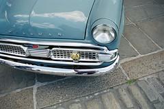 Hillman Minx (gilli1812) Tags: hillmanminx minoltax300 merseyside liverpool lomography400 vivitar vivitar28mmf28 analogue analog car vintagecar albertdock 35mmfilm