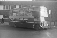Aldershot & District 491KOT (ianbus1968_72) Tags: aldershotdistrict dennis loline weymann 491kot