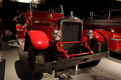 """1932 American LaFrance """"Type 245"""" Pumper #7393 (rocbolt) Tags: americanlafrance northcharlestonamericanlafrancefiremuseum firefighting fire firedepartment firemuseum museum charleston southcarolina charlestonsouthcarolina firefighter firetruck"""