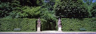 Garden and Sculptures