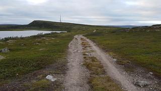 Trail to Torsvarden / Torscairn