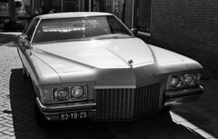 Buick Riviera (Arne Kuilman) Tags: kosmofoto kosmofotomono iso100 contax zeiss 50mm 50mmf17 slr film homedeveloped pyrocathd 11minutes developed developer netherlands nederland