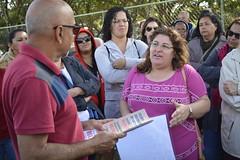 14º DIA DE GREVE - Fomos ao bairro Amanda conversar com a população e pedir apoio ao movimento (STSPMH) Tags: