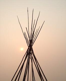Red Skies ....  #Wildfires