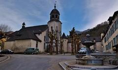 Notre Dame du Refuge, Sarrance (thierry llansades) Tags: sarrance eglise refuge rando chapelle compostelle pelerinage prieuré oloron pau bearn pyrenées pyrénées pyrenéesorientales pyrenees pyrenéesatlantique bayonne notredamedurefuge