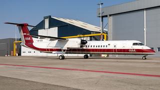 Heli Malongo Dash-8-402 D2-EUO