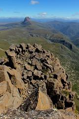 Cradle Mountain Summit (Caleb McElrea) Tags: cradlemountainlakestclairnationalpark cradlemountain unesco worldheritagesite tasmaniansouthwestwilderness tasmania wilderness
