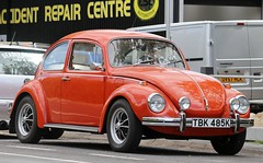 TBK 485K (2) (Nivek.Old.Gold) Tags: 1971 volkswagen beetle 1302 s 1584cc