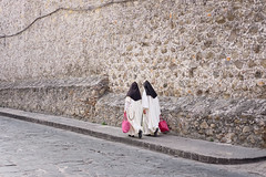 uniform (bugeyed_G) Tags: sanmigueldeallende mexico colonial historic unesco worldheritagesite tourism travel street nuns religious sisters walking