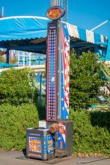 Bullseyeknocka @ Luna Park, Cap D'Agde (MtH79) Tags: capdagde cap dagde france beach port boats nikon d5500 beautiful 1020mm 70300mm fort boat aqualand aquapark lunapark luna park