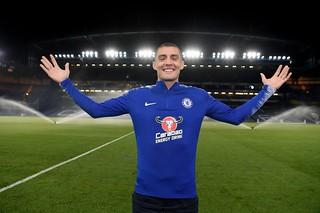 Real Madrid'den Chelsea'ye