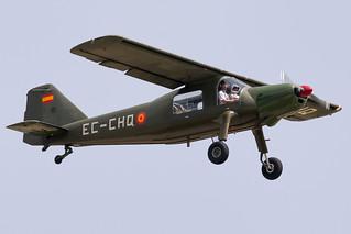 CFR6851 Dornier DO-27 EC-CHQ