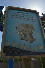 Visitez Troie à Trois pour le Prix de Deux (CoasterMadMatt) Tags: parcastérix2018 parcastérix parc astérix parcdthèmes parcdamuse thèmes amuse parcsàthèmefrançais themepark amusementpark theme amusement parks frenchthemeparks pégaseexpress pégase express pegasusexpress pegasus visiteztroie visittroy affiche poster décorations décoration themeing decoration lagrèceantique ancientgreece plailly oise france républiquefrançaise f leurope europe mai2018 may2018 mai may spring2018 spring 2018 coastermadmattphotography coastermadmatt photos photography photographs nikond3200