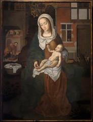 20170525 Italie Gênes - Musée Diocesain - Gérard David (anhndee) Tags: italie italy italia gênes genova musée museum museo musee peintre peinture painting painter