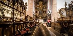 Kloster Bronnbach (16 von 25) (bollene57) Tags: 2018 ducait herbert klosterbronnbach orte personen tanja