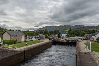 Fort Augustus locks (1)