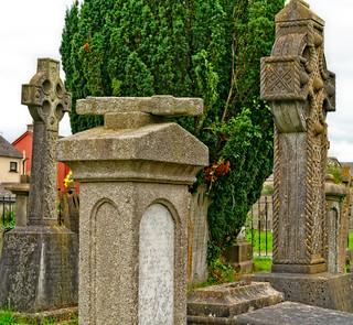 OLD CHURCHYARD KNOWN AS ST. JOHN'S [DUBLIN ROAD KILKENNY]-142951