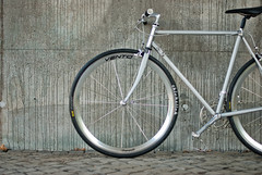 Build01 – Vitus Seven Dural _DEF2848 (jesuspark) Tags: bike bicycle build vitus seven dural campagnolo record syncro vento brooks cambium nitto gipiemme