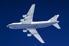 Antonov Design Bureau (kacperlechwar) Tags: antonov ruslan ur82029 adb design rnav spotting contrail touluse blagnac tls lwo lwów lviv
