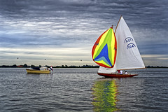 The Chase (Alfred Grupstra) Tags: sailing sailboat sport nauticalvessel sail sea regatta water yacht outdoors sky summer sailingship recreationalpursuit travel leisureactivity yachting sportsrace wind nature sneek