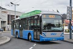 Vevey, Rue de Lausanne 19.01.2018 (The STB) Tags: bus autobus autobús busse montreux vevey riviera publictransport citytransport öpnv suisse switzerland dieschweiz transportsencomun