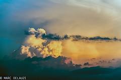 NUAGES POLIGNAC-22_resultat (marcdelfr) Tags: nuages clouds night scenics landscape france polignac auvergne dusk color sky nightphotography cumulonimbus mood