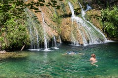 Refreshing (Tiomax80) Tags: fun river cascades waterfalls coldwater 13° nartuby pierrepont montferrat var provence summer 2k18 tiomax tiomax80 provenceverte 2018 varois france french lanartuby bathe bath bathing cold refreshing water clear clean green turquoise verte paca 83 bassin basin