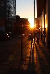 Brumhenge (davva73) Tags: birmingham birminghamuk street sunset brumhenge summer solstice uk greatbritain canon canoneos citylife city urban