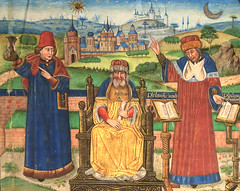 Book of Problems (YIP2) Tags: aristotle saints museum medieval middleages burgundy museumcatharijneconvent utrecht netherlands exhibition magicalminiatures manuscripts book vintage old historical past manuscript lettering handwriting detail archive typography