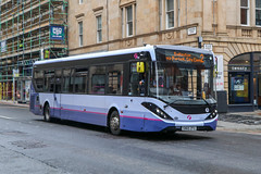 67079 SN65ZFU First Glasgow (busmanscotland) Tags: 67079 sn65zfu first glasgow sn65 zfu ad adl alexander dennis e20d e200 enviro 200 mmc