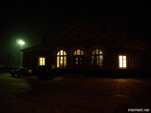 Ніч, Любомль, Волинь, Зима 2012  InterNetri 122