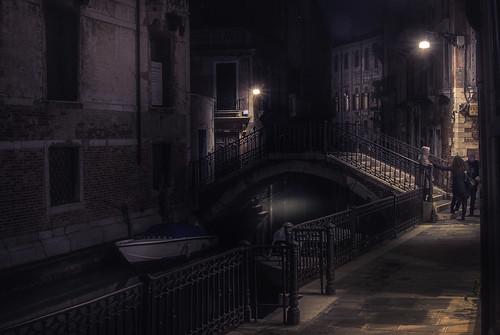 Venetian paths 95(Rio de la tetta)