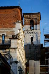 Lucca, Chiesa di Santa Maria Forisportamth (Petr Makarov) Tags: toscana italia pisa lucca campiglia marittima bellissima architecture
