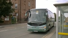 Holmeswood Coaches PO12EOA 19062018a (Rossendalian2013) Tags: holmeswoodcoaches bostockscongleton bus coach vdl sb4000 beulas stergo spica po12eoa macclesfield