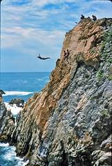 Acapulco Cliff Diver (Bad Kicker) Tags: diver acapulco cliff ocean