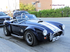 1965 Replica Classic AC Cobra (Gerald (Wayne) Prout) Tags: 1965replicaclassicaccobra cityoftimmins northeasternontario ontario canada prout geraldwayneprout canon canonpowershotsx60hs powershot sx60 hs digital camera photographed photography automobile 2doorroadster 1965 replica classic ac cobra accobra shelbycobra accars angloamerican ford uk us shelbyamerican shelby american shelbyaccobra vehicle carkit musclecar sportscar historical antique old city timmins northeastern northernontario northern roadster 2door car