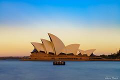Happy Friday Everyone (edzwa) Tags: therocks newsouthwales australia au sunset longexposure water ndfilter nisifilters sydney sydneyoperahouse