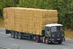E57 SNY (panmanstan) Tags: man wagon truck lorry commercial straw freight transport flatbed haulage vehicle a1m fairburn yorkshire