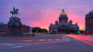 To Isaac | Saint Isaac's Cathedral, St. Petersburg, Russia