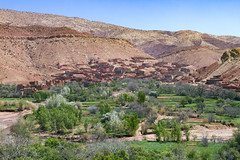 2018-4516 (storvandre) Tags: morocco marocco africa trip storvandre telouet city ruins historic history casbah ksar ounila kasbah tichka pass valley landscape
