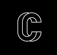 CC Logo Design (inspiration_de) Tags: blackandwhite branding identity logodesign monogram negativespace