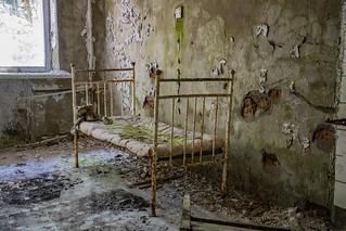 Chernobyl Hospital Pripyat