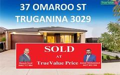 37 OMAROO STREET, Truganina VIC