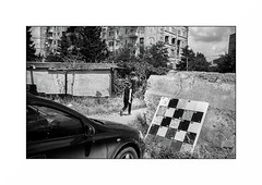 Rustavi - Georgia (Punkrocker*) Tags: leica m7 summicron asph 35mm 352 film kodak trix 400 nb bwfp street city people rustavi georgia georgie travel